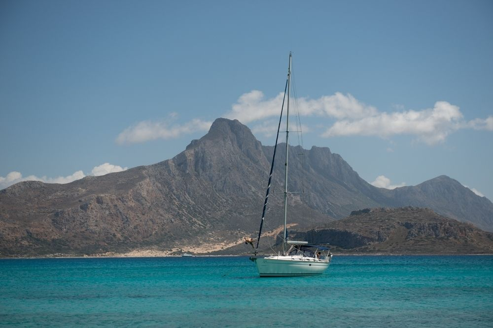 Lagoon of Balos